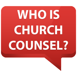 Who is Church Counsel